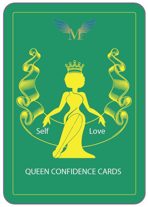 Queen Confidence Cards v1