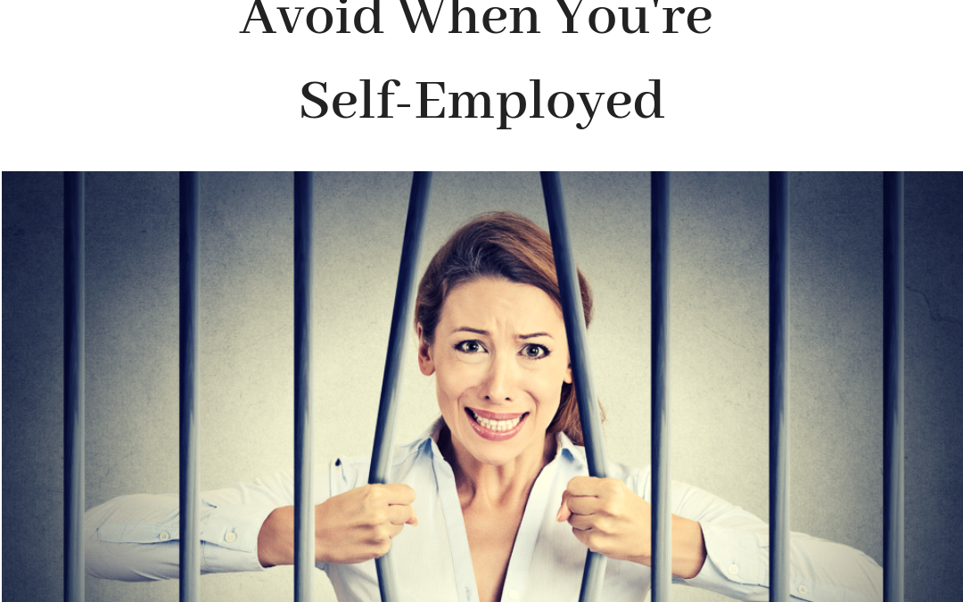 5 Productivity Traps to Avoid When You're Self-Employed
